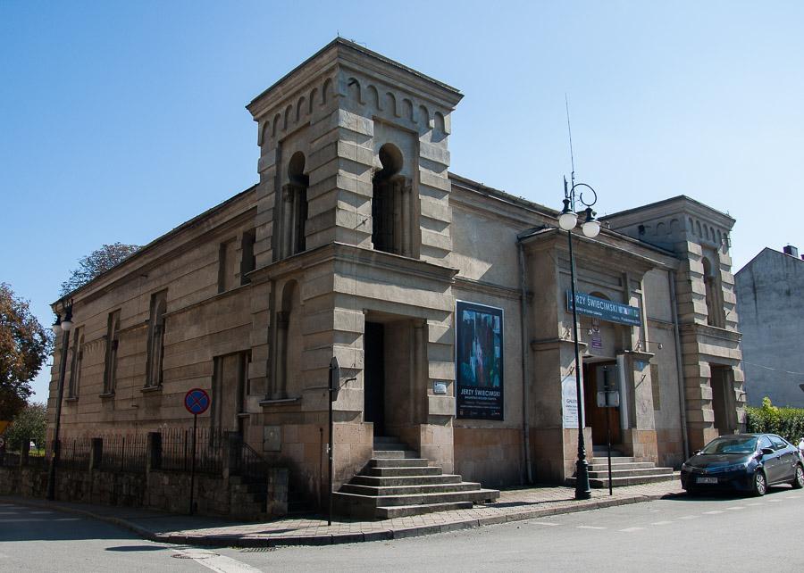 Dawna Synagoga Nowy Sącz