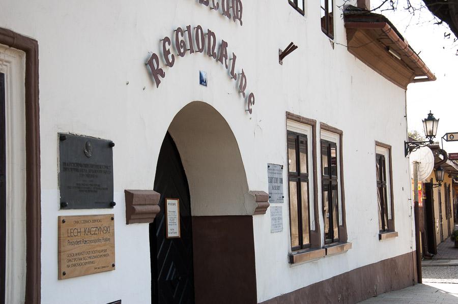 Muzeum Regionalne im. Seweryna Udzieli – Dom na Dołkach