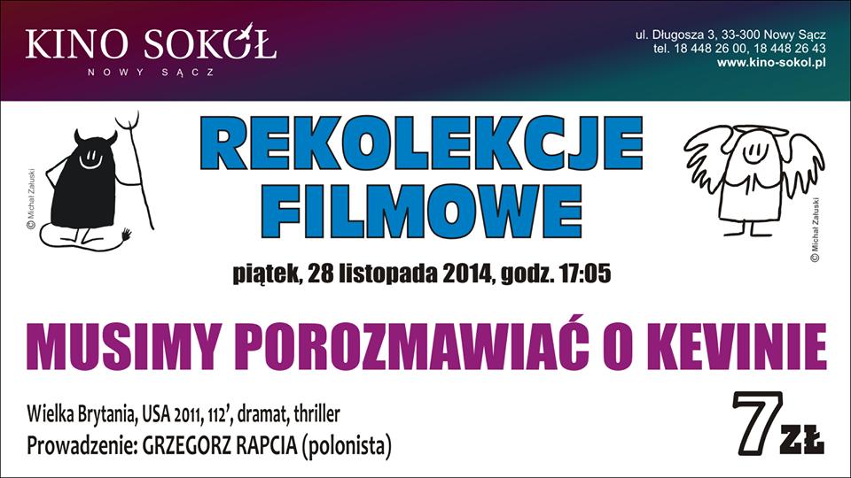 2014.11.28 Rekolekcje Filmowe