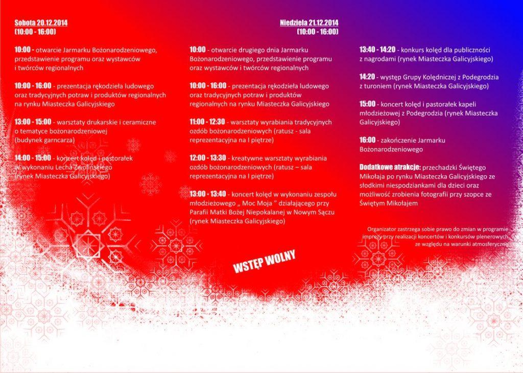 19 - 21 grudnia