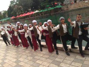 NASEJE - FOLKLORE DANCING DABKA