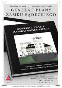 okładka książki Geneza i Plany Zamku Sądeckiego